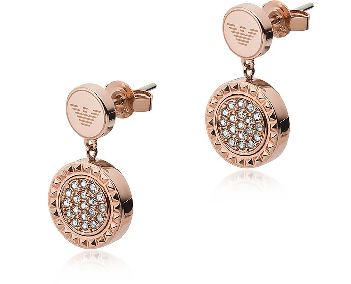 f6533c990 Interchangeable Drop Earrings - Emporio Armani. $130.00 Actual transaction  amount