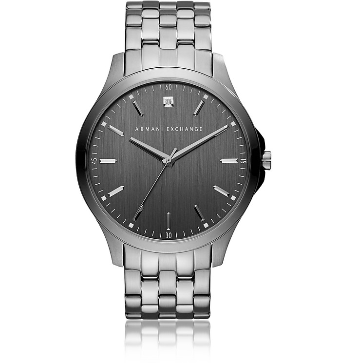 Hampton Grey Men's Watch - Armani Exchange