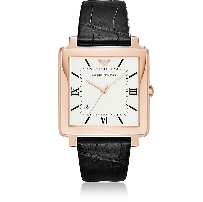AR11075 Modern square Men's Watch - Emporio Armani