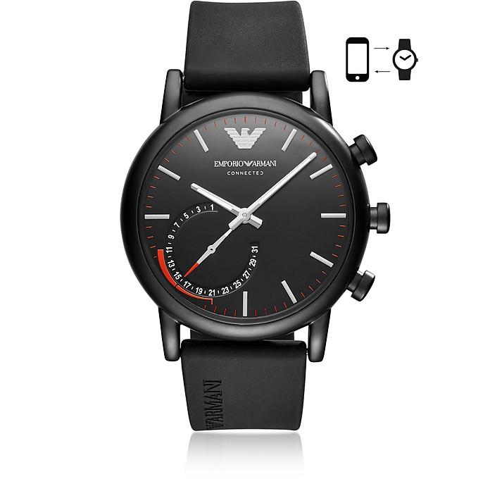 ART3010 Luigi 43 hybrid se1 Men's Smartwatch - Emporio Armani