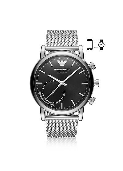 ART3007 Luigi 43 hybrid se1 Men's Smartwatch - Emporio Armani