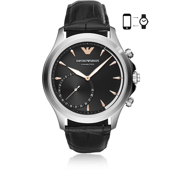 ART3013 Alberto Men's Smartwatch - Emporio Armani