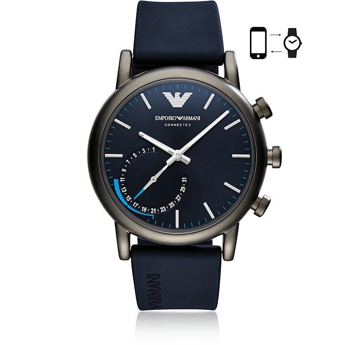 ART3009 Luigi 43 hybrid se1 Men's Smartwatch - Emporio Armani