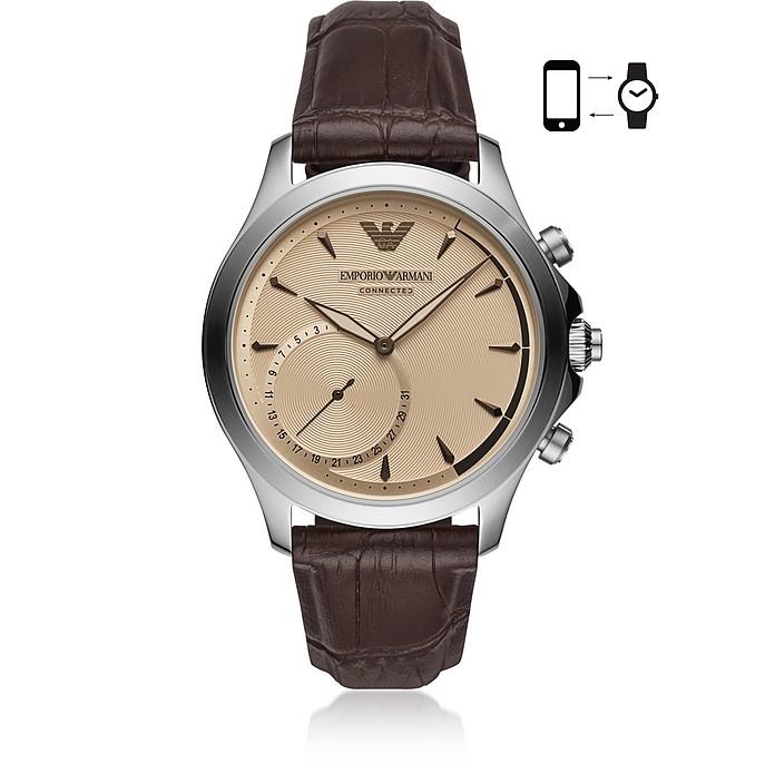 ART3014 Alberto Men's Smartwatch - Emporio Armani