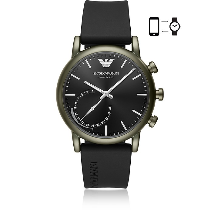 ART3016 Luigi Men's Smartwatch - Emporio Armani