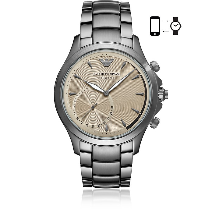 Emporio Armani Connected Men's Hybrid Smartwatch - Emporio Armani