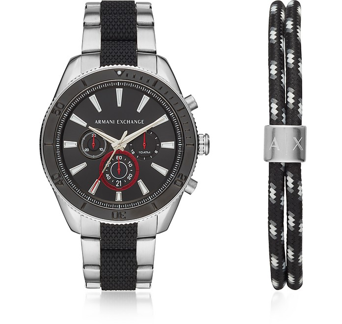AX7106 Enzo Men's Watch - Emporio Armani