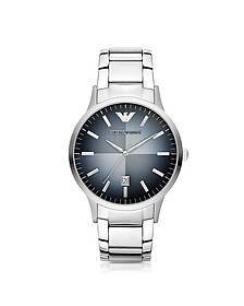 Stainless Steel Men's Watch - Emporio Armani