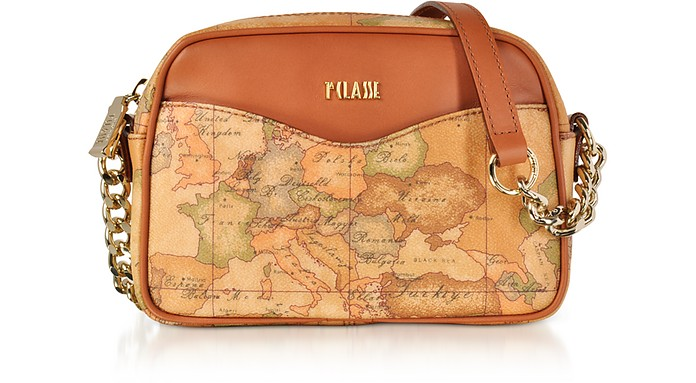 ALVIERO MARTINI 1A CLASSE GEO CLASSIC SMALL CROSSBODY BAG
