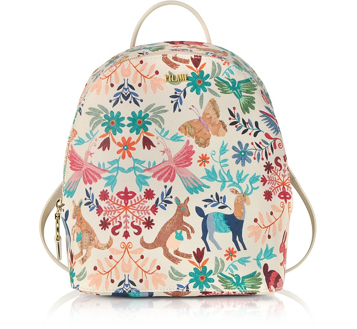 Viva la Vida Multicolor Backpack - Alviero Martini