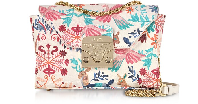 Amor Bag Multicolor Printed Small Crossbody - Alviero Martini 1A Classe