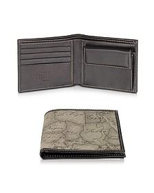 Geo Print Men's Wallet - Alviero Martini 1A Classe