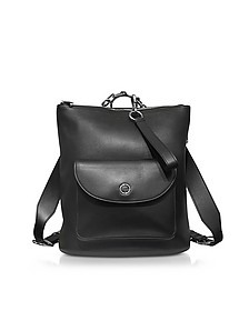 Ace Black Nappa Leather Backpack - Alexander Wang