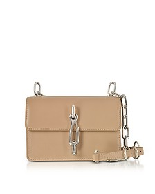 Hook Nude Leather Small Crossbody Bag - Alexander Wang