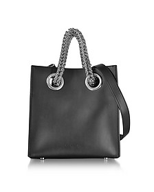Genesis Sq Shopping Bag w/Boxy Chain Straps - Alexander Wang