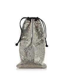 Ryan Dust Bag w/Flat Silvertone Studs - Alexander Wang