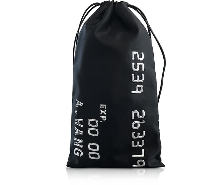 Ryan Pouch Borsa in Nylon Nero - Alexander Wang