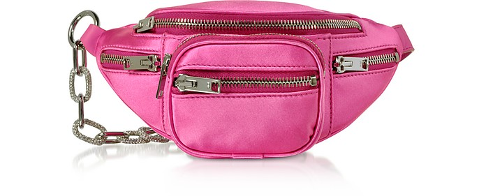 Azhalea Pink Attica Mini Fanny Xbody Belt Bag - Alexander Wang