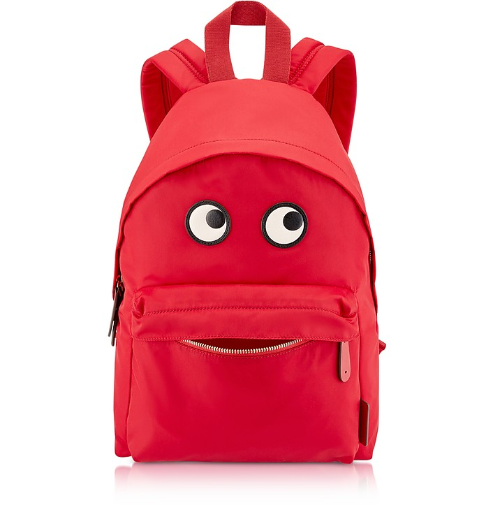 Nylon Eyes Backpack - Anya Hindmarch