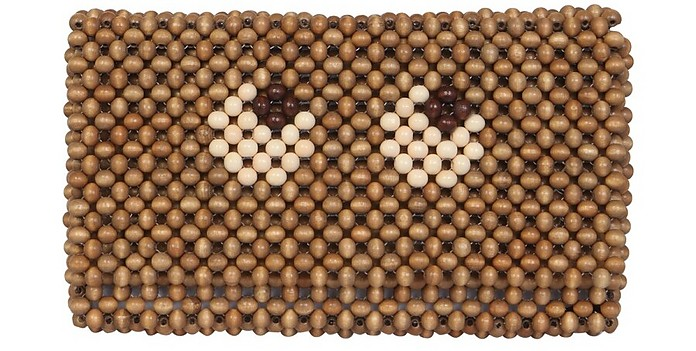 Beads Eyes Pouch - Anya Hindmarch / アニヤ ハインドマーチ