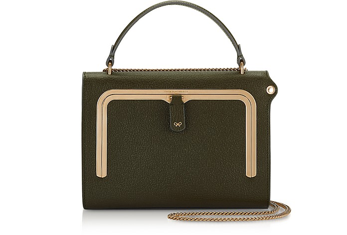 Anya Hindmarch Bags Small Postbox Satchel Bag