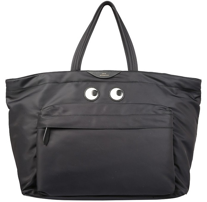 Large Eyes Tote Bag - Anya Hindmarch