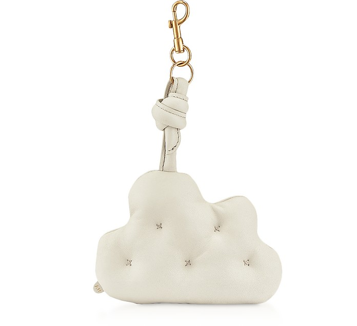 Chalk Soft Nappa Chubby Cloud Charm - Anya Hindmarch / アニヤ ハインドマーチ