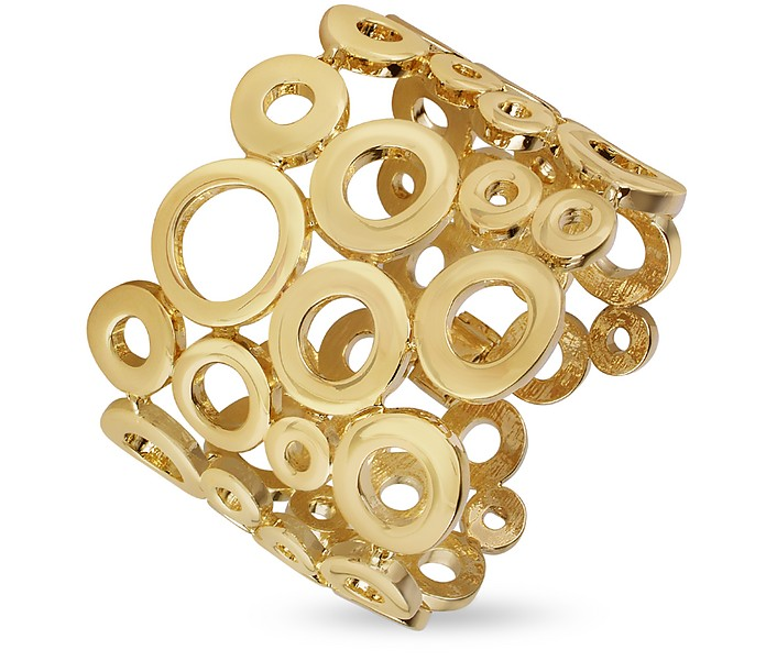 Bracciale in oro placcato - AZ Collection