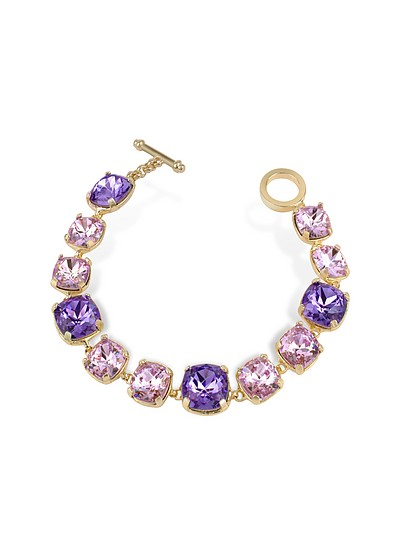 Amethyst Crystal Bracelet  - AZ Collection