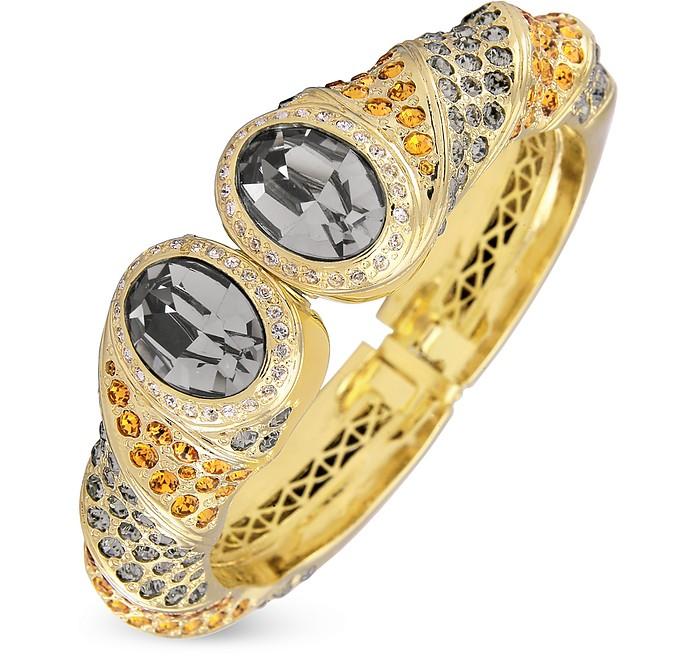 Gold-plated Cuff Bracelet - AZ Collection