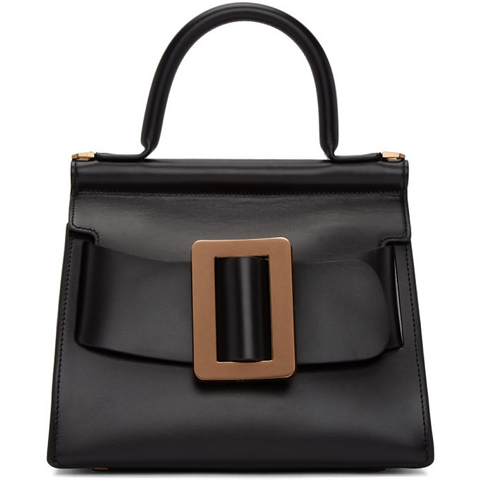 Black Karl 24 Top Handle Bag - BOYY