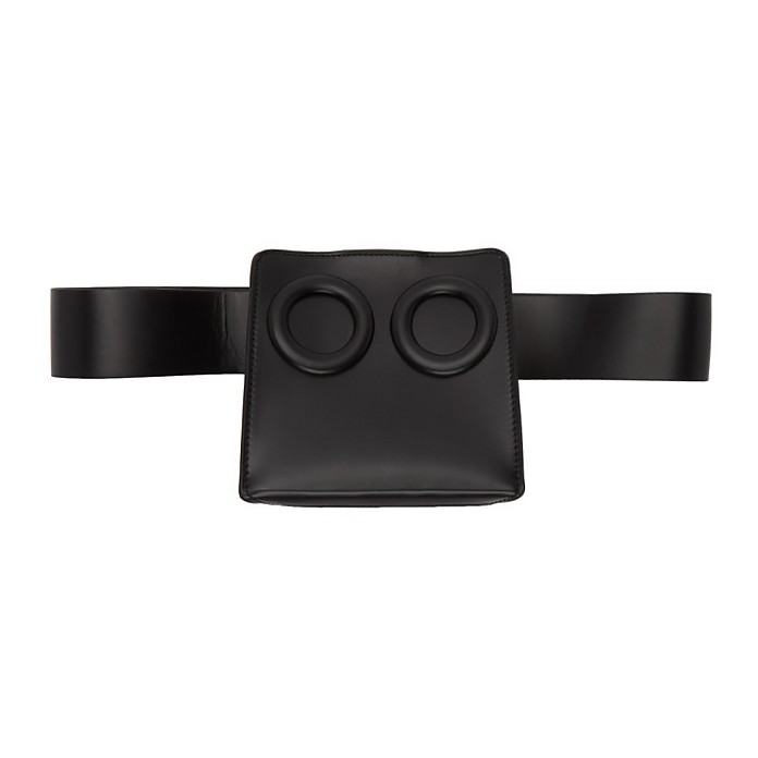 Black Deon Belt Pouch - BOYY
