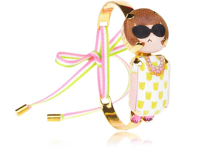 Anna Mini Choker Bracelet - Bijoux de Famille