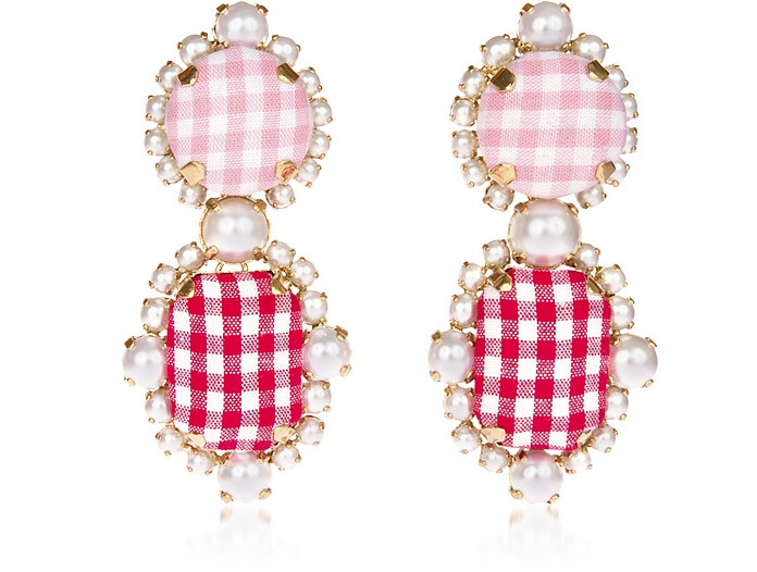 Petit Trianon Earrings - Bijoux de Famille