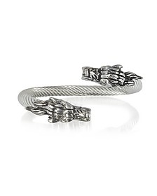 Vintage Dragon Stainless Steel Men's Bracelet  - Blackbourne