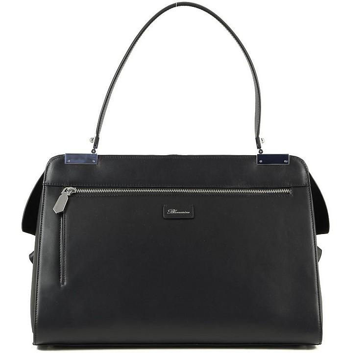 Women's Black Handbag - Blumarine