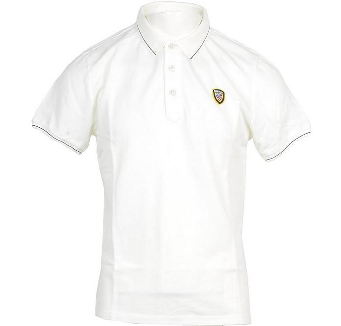Men's White Shirt - Blauer