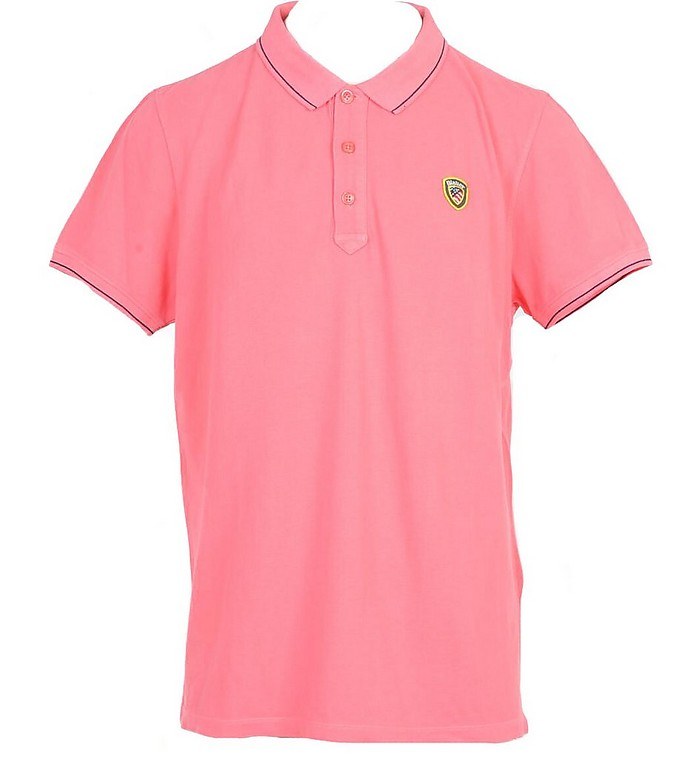 Men's Pink Shirt - Blauer