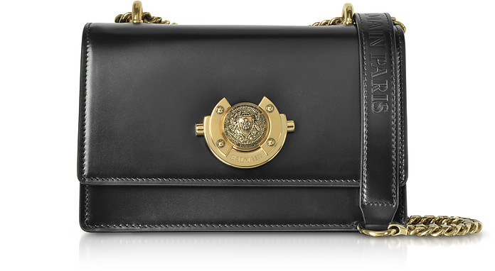 Leather Ring Box 20 Bag - Balmain