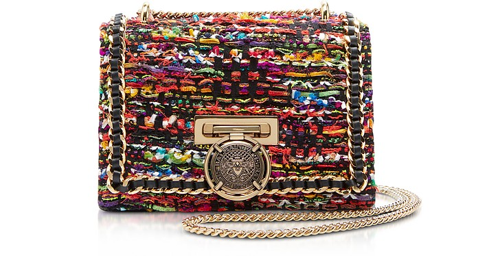 Multicolor Tweed Tricot Baby BBox 20 Shoulder Bag - Balmain