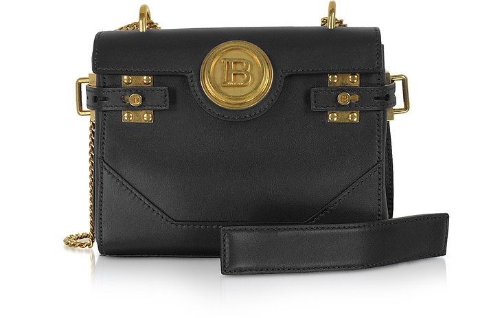 Bbuzz Backpack 18 Mini Zaino in Pelle - Balmain