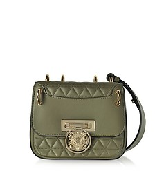 Renaissance 18 Glove Quilted Leather Small Shoulder Bag - Balmain