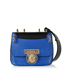 Borsa Renaissance 18 in Pelle Color Block - Balmain