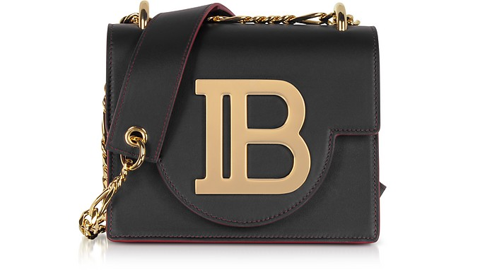 Genuine Leather B-Bag 18 - Balmain