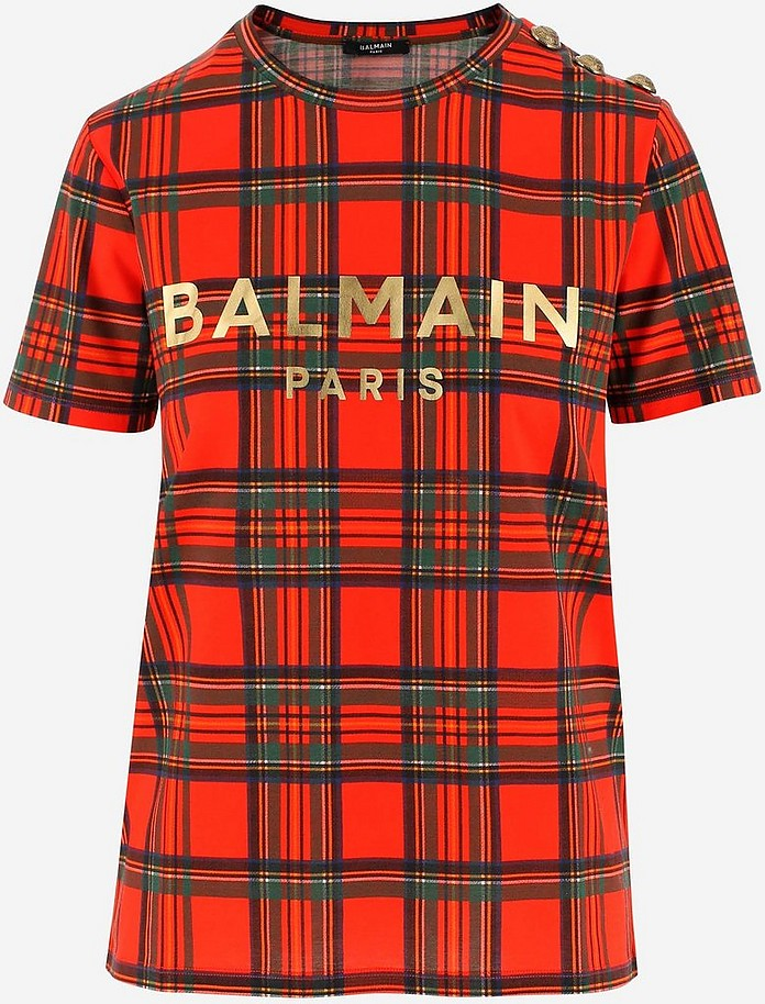 Women's T-Shirt - Balmain