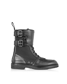 Leather & Nylon Maddox Ranger Boot