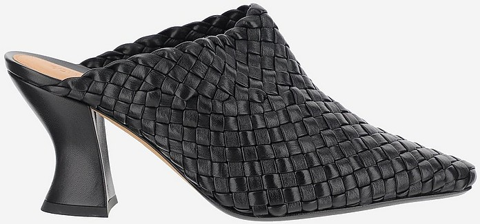 Black High Heels - Bottega Veneta