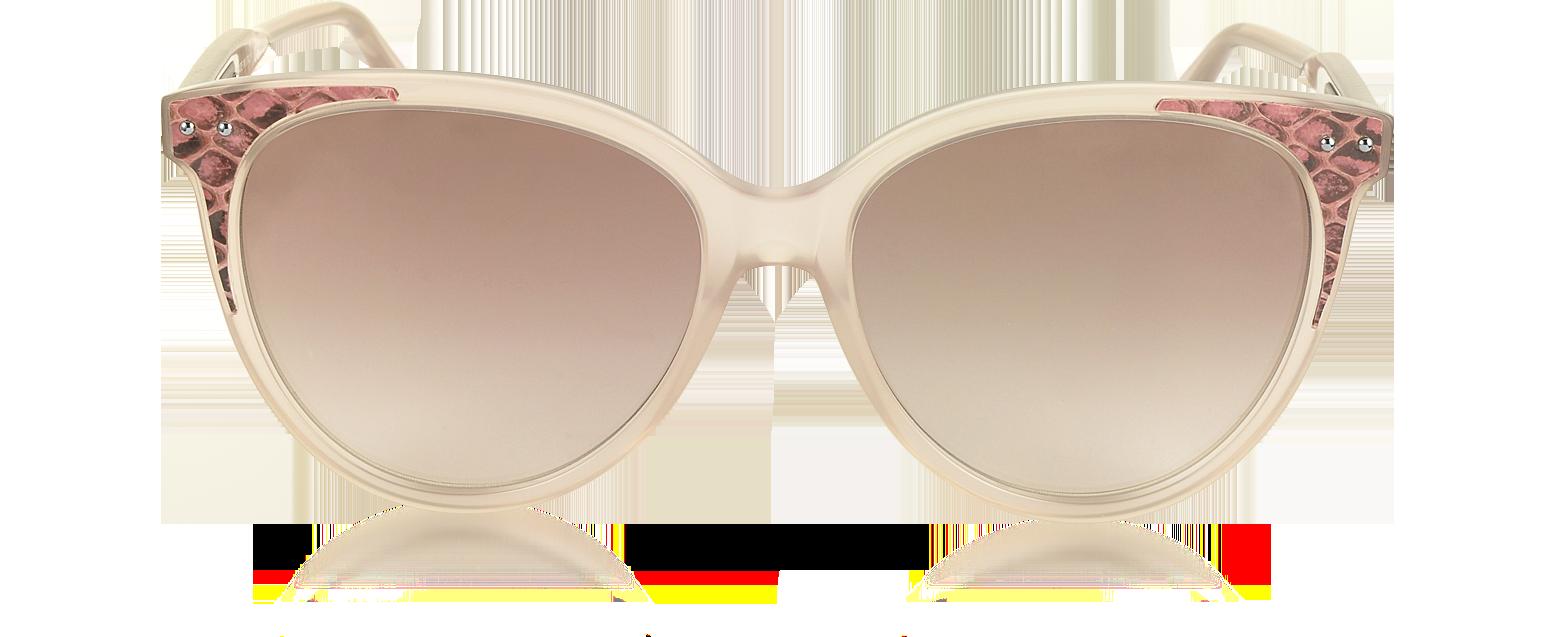 Accesorios - Bottega Veneta Rosa / Marrón Degradado BV0119S Gafas de Sol Cat Eye para Mujer de Acetato Excelente calidad bv470017-010-01 FAWUQES