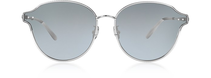 BV0156SK Unisex Metal Sunglasses - Bottega Veneta