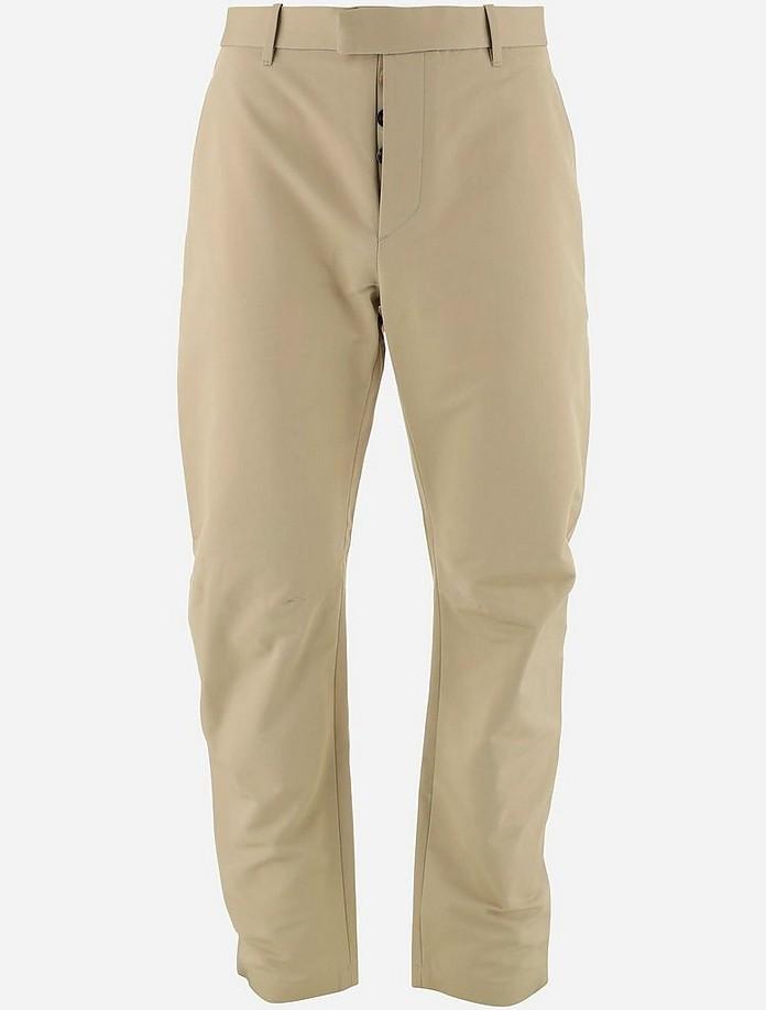 Bottega Veneta Men's Straight Pants